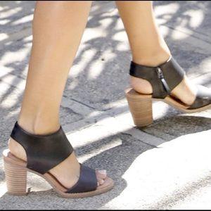 Toms   Majorca Cut-Out Leather Sandals